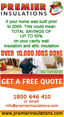 BER Insulation Company Offaly